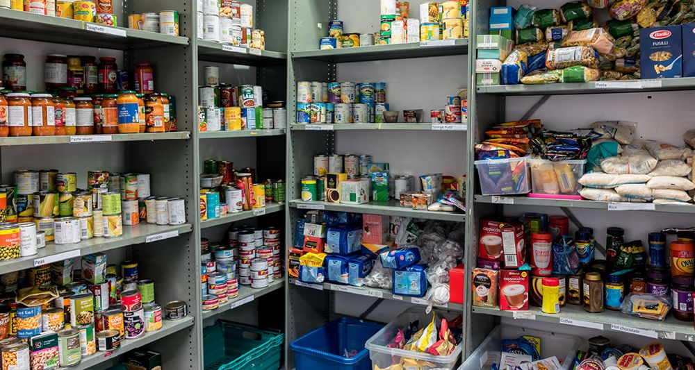 Urgent food bank appeal