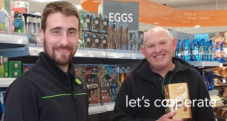 Three decades of store success for Eckington Store Manager