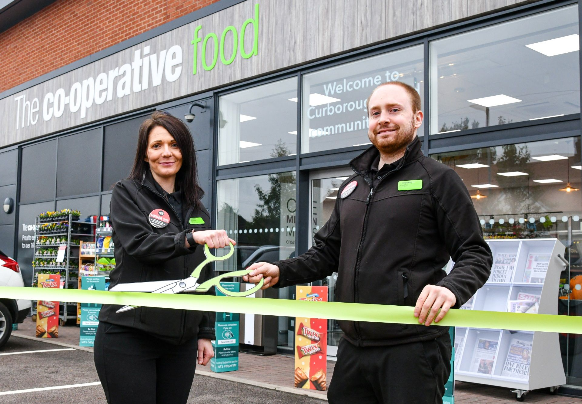 Lichfield food store gets fresh new look with £122k makeover