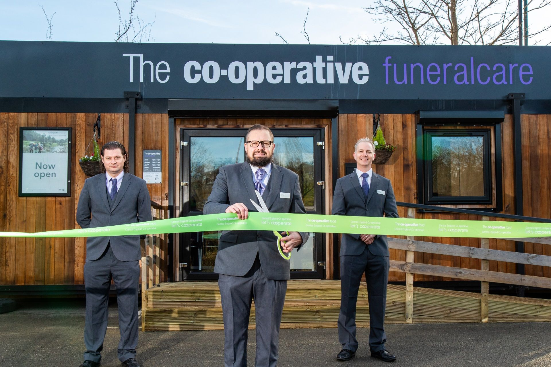 Central England Co-op launches funeral home with a difference in Atherstone