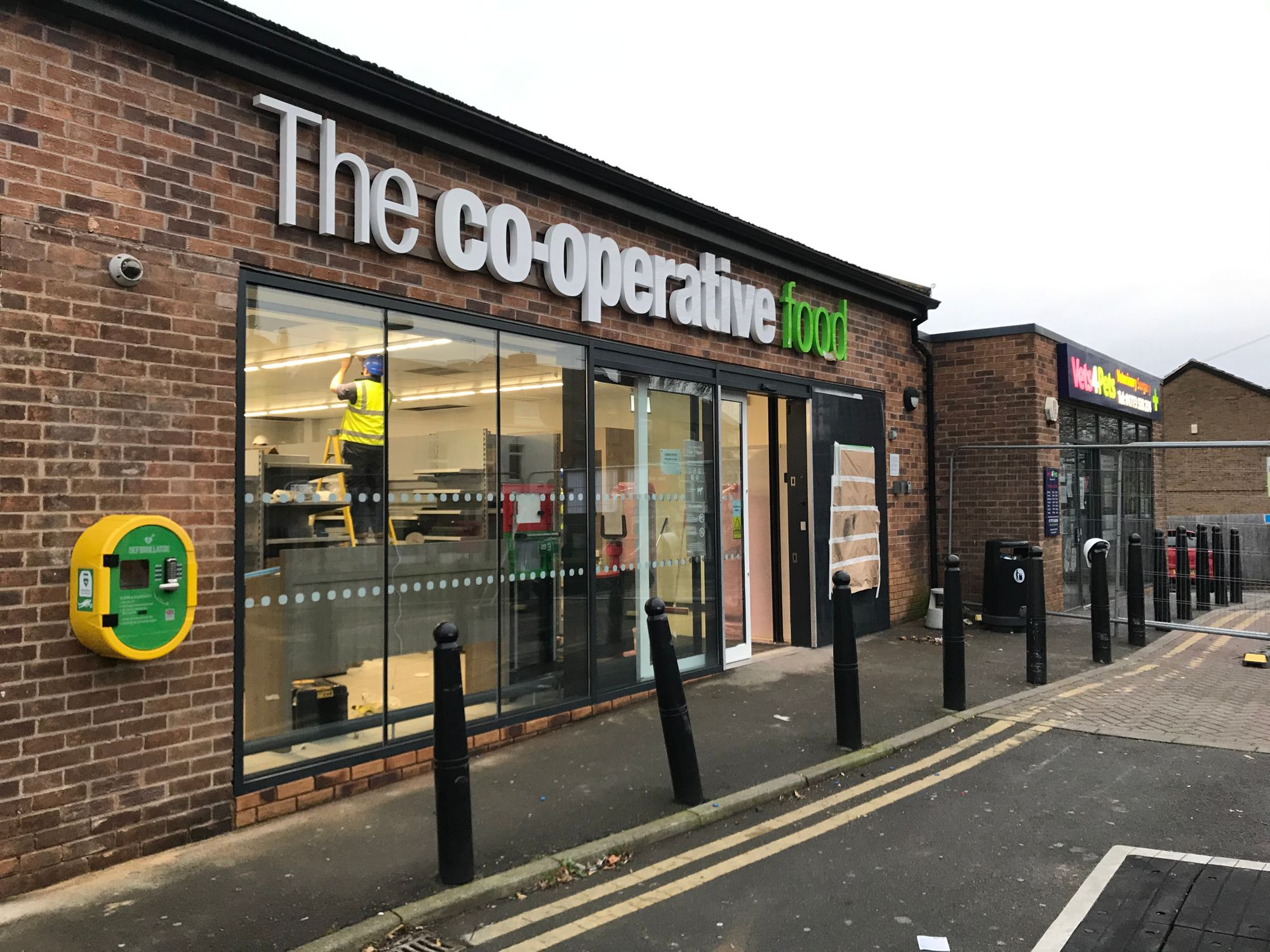 Central England Co-op reveals first look of new food store in Eastwood ahead of launch